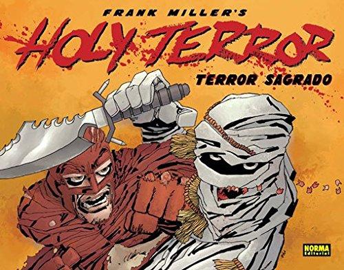 HOLY TERROR (TERROR SAGRADO) (CÓMIC USA) por Frank Miller