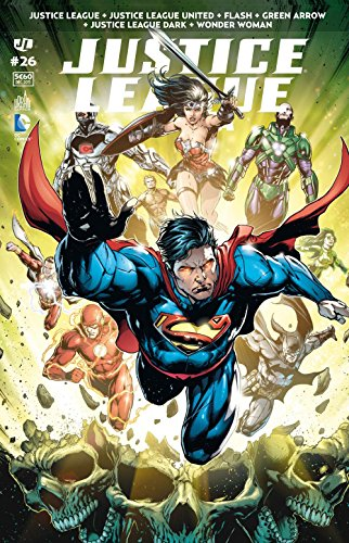 Justice League Saga 26