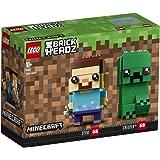 LEGO BrickHeadz Steve & Creeper (41612), Minecraft Figuren