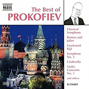 Le Meilleur de Prokofiev
