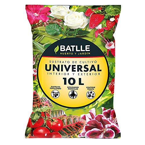 Sustratos - Sustrato Universal 10l. - Batlle