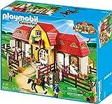 Playmobil Country 5221 - Country 5221 Grande Maneggio con Recinto, dai 5 Anni, dai 5 anni