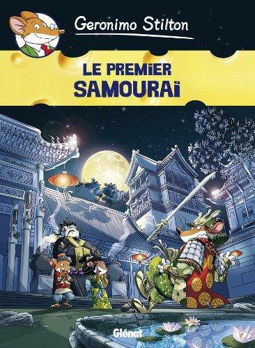 Geronimo Stilton, Tome 12 : Le premier samouraï