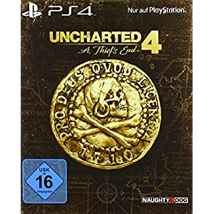 Uncharted 4: A Thief's End – Special Edition – [PlayStation 4]