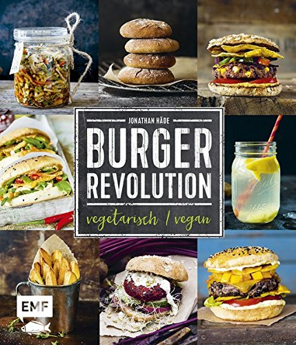 Image of Burger-Revolution: Vegetarisch und vegan