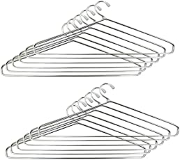Bmax Steel Cloth Hanger (Heavy) - Pack Of 12