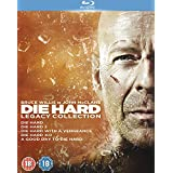 [UK-Import]Die Hard Legacy Collection Films 1-5 Blu-ray
