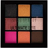 Swiss Beauty Ultimate 9 Color Eyeshadow Palette, Eye MakeUp, Multicolor-07, 9g