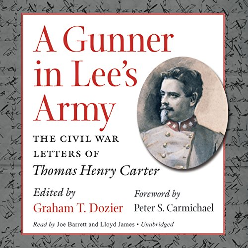 A Gunner in Lee's Army  Audiolibri