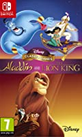 Disney Classic Games - Aladdin and The Lion King pour Nintendo Switch