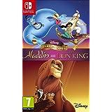 Disney Classic Games - Aladdin and The Lion King - Nintendo Switch [Edizione: Francia]