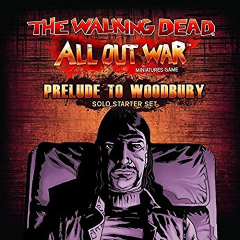 THE WALKING DEAD - PRELUDE TO WOODBURY - SOLO STARTER