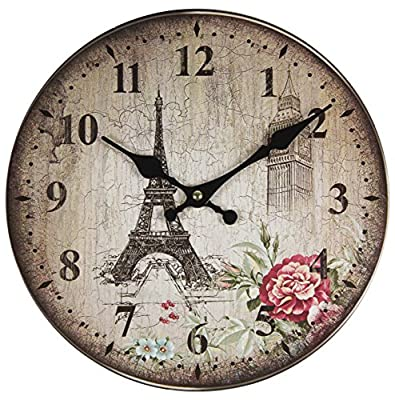 Orologio da parete Design Vintage da cucina diametro 28 cm