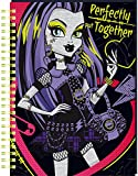 Monster High Perfectly Put Together A5 Notebook