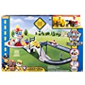 PAW PATROL Playset Track LOOKOUT TOWER LAUNCH'N'ROLL Pista RACERS Spin Master 6028063 de Spin Master