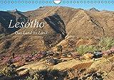 Lesotho (Wandkalender 2019 DIN A4 quer): Lesotho, das Land im Land. (Monatskalender, 14 Seiten) (CALVENDO Orte) - Frauke Scholz