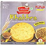 #9: Jabsons Ready To Eat Khakhra - Bajra Methi, 180g Carton