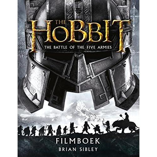 De Hobbit - The Battle of the Five Armies (Filmboek)