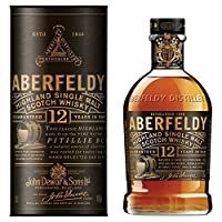 Aberfeldy Malt Whisky 70cl - (Pack of 2) from Aberfeldy
