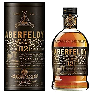 Aberfeldy Malt Whisky 70cl - (Pack of 6) by Aberfeldy
