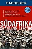 Baedeker Reiseführer Südafrika, Swasiland, Lesotho: mit GROSSER REISEKARTE - Birgit Borowski