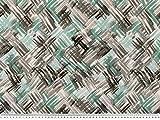 Zanderino ab 1m: Dekostoff, geometrische Pinselstriche,
