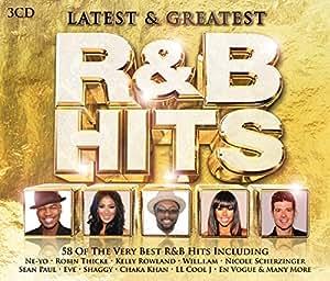R & B Hits-Latest & Greatest
