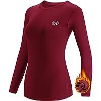 MEETWEE Biancheria Intima Termica Donna, Set Termico Funzione Base Layer Riscaldante Traspirante, riscaldante e ad…