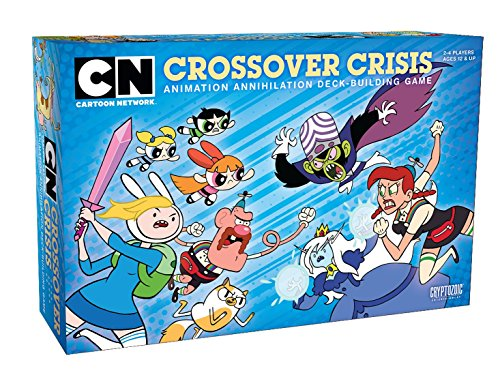 Cartoon Network: Crossover Crisis Deckbuilding