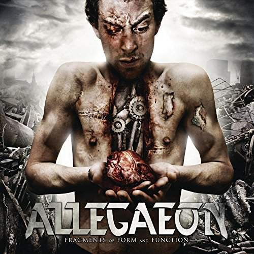 Fragments of Form and Function by Allegaeon (2010-07-20)