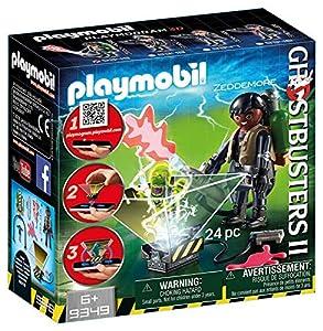 Playmobil 9349 - Ghostbusters II  Winston Zeddemore