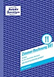 Avery Dennison Formularbuch - Libro con formulario de ventas y facturas A5