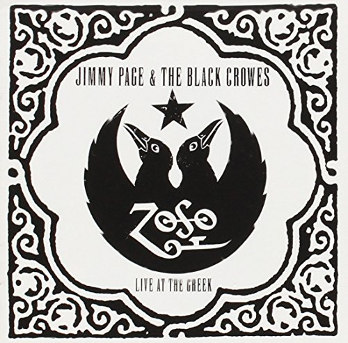 Jimmy Page & The Black Crowes Live at The Greek