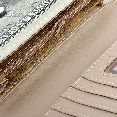 MagiDeal Donne Moda Lungo In Pelle Raccoglitore Portafogli Borsa Portamonete ID Carta Supporti - #11 #11