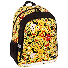Emoji - Mochila Infantil Amarillo 41 x 31 x 21 CM
