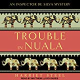 Best Audible Mysteries - Trouble in Nuala: Inspector de Silva Mystery Series Review