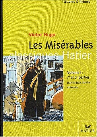 Jean Valjean - Les Misérables. Volume 1, extraits des 1ère