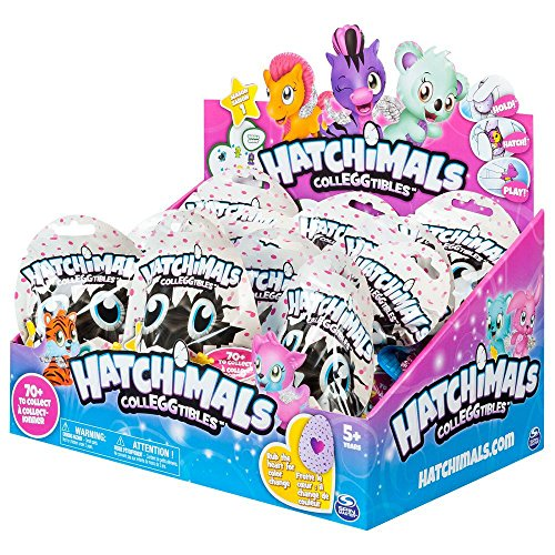 Hatchimals CollEGGtibles DISPLAY Voll BOX 15 PAKETE 15 FIGUREN Season 1 – ORIGINAL Spin Master
