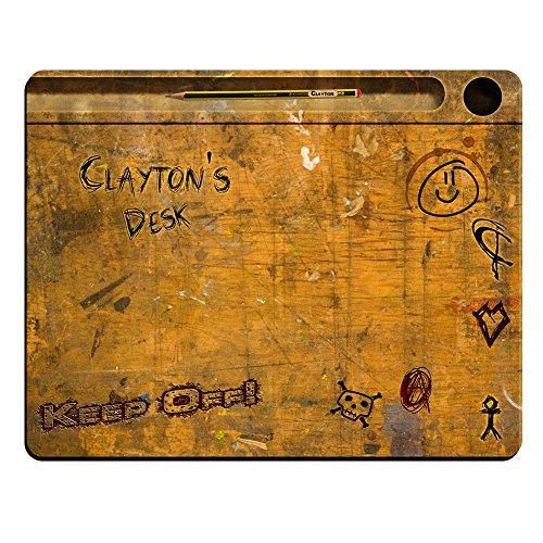 clayton-de-bureau-vintage-bureau-ecole-personnalisee-tapis-de-souris-5-mm-depaisseur