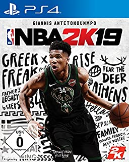 NBA 2K19 Standard Edition [PlayStation 4] (B07DKT13VX) | Amazon Products