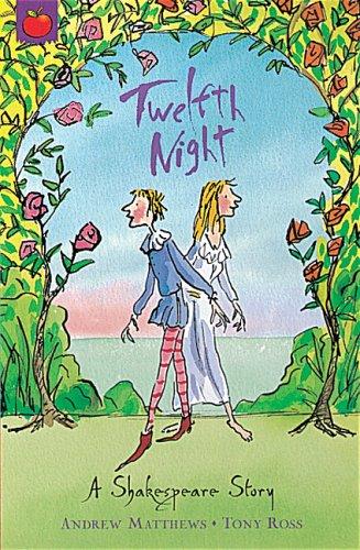 Twelfth Night: Shakespeare Stories for Children