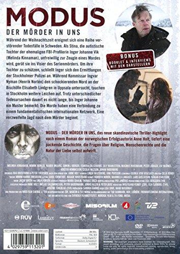 Modus - Der Mörder in uns: Staffel 1 [4 DVDs]: Alle Infos bei Amazon
