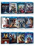 Collezione Marvel 12 film (Blu-ray)