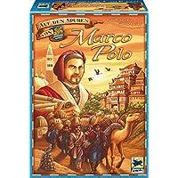 Hans im Glück 48245 Jeu Stratégique sur les Traces de Marco Polo