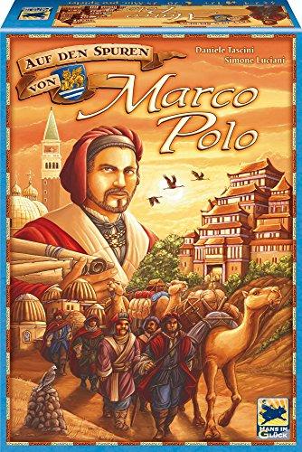 Schmidt Spiele - Auf den Spuren von Marco Polo, Spiel