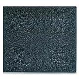 Zeller 26281 Herdblende-/Abdeckplatte Granit, Glas, anthrazit