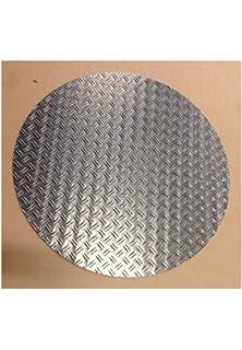 100 x 100 mm bestell-dein-Blech Metall Aluminium Riffelblech duett 2,5//4,0 mm stark Warzenblech Zuschnitt aus Alu Blech geriffelt walzblank natur Zuschnitt nach Ma/ß Gr/ö/ße Tr/änenblech 10 x 10 cm