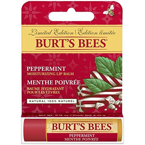 Burt's Bees Lippenbalsam, Pfefferminze, Limitierte Auflage, 1er Pack (1 x 4,5 g)