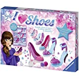 Ravensburger - 18589 - Kit De Loisirs Créatifs - I Love Shoes So Styly