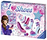 Shoes Best Deals - Ravensburger - 18589 - Kit De Loisirs Créatifs - I Love Shoes So Styly